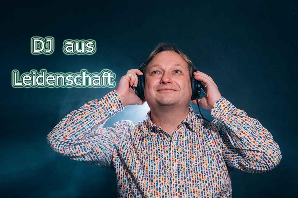DJ Sven Wiese - DJ aus Leidenschaft