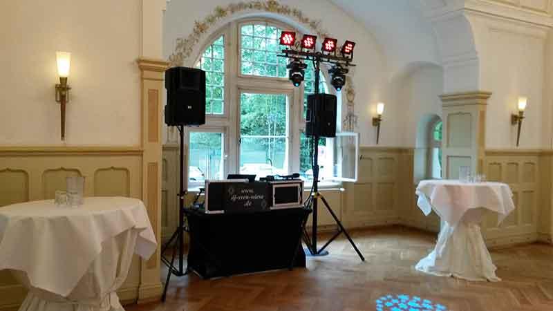 DJ Sven Wiese im Stadtwaldhaus - 005