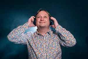 DJ Krefeld mit DJ Sven Wiese
