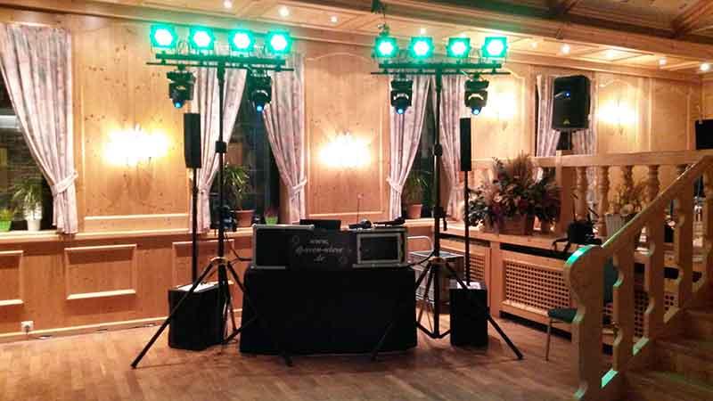 DJ Event, Event DJ, DJ für Event, DJ Party, Party DJ, DJ für Party - Technik