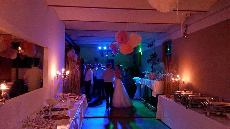DJ Haan Hochzeit